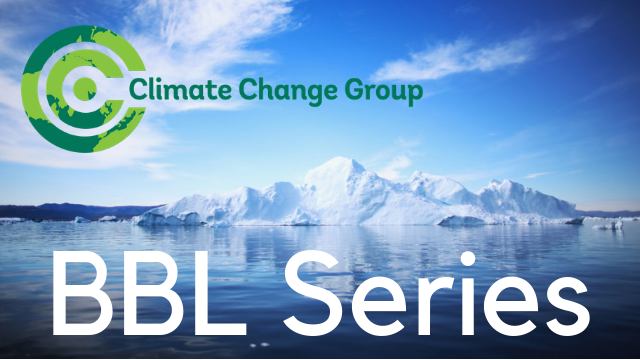 Climate Change BBL Series