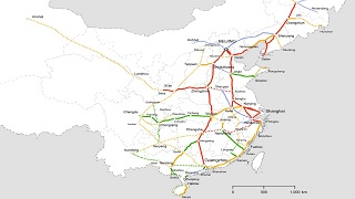 High-Speed Railways in China: A Look at Construction Costs