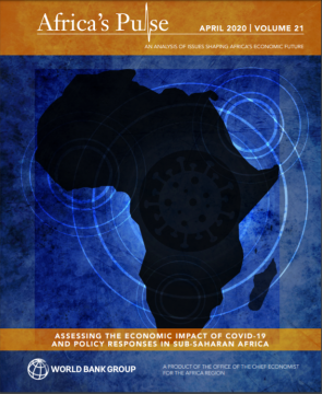 Africa's Pulse: Assessing the economic impact of Covid-19 and policy responses in Sub-Saharan Africa