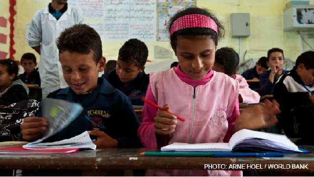 Tunisia : Strengthening Early Childhood Development