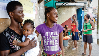 Liberia : Does Giving People the Chance to Work Reduce Conflict and Boost Peace?