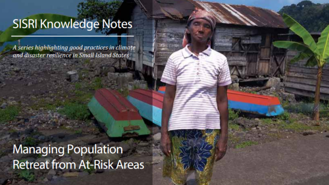 Managing Population Retreat from At-Risk Areas