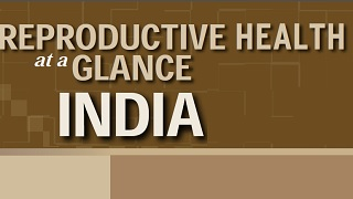 India - Reproductive Health at a Glance
