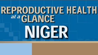 Niger - Reproductive Health at a Glance
