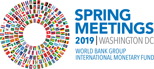The World Bank Group Spring Meetings 2019