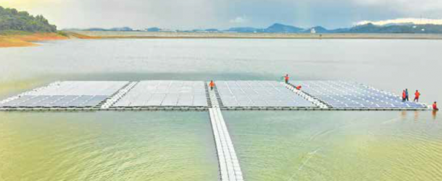 Where Sun Meets Water : Floating Solar Market Report - Executive Summary