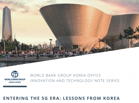 Entering the 5G Era: Lessons from Korea