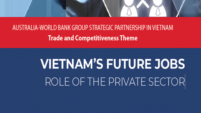 Vietnam's Future Jobs : Role of the Private Sector