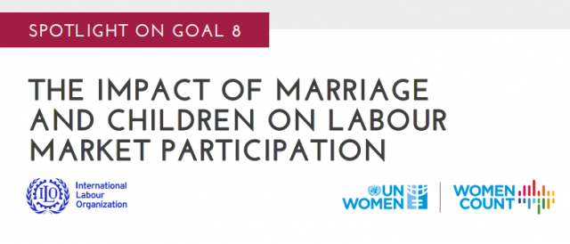 The Impact of Marriage and Children on Labour Market Participation