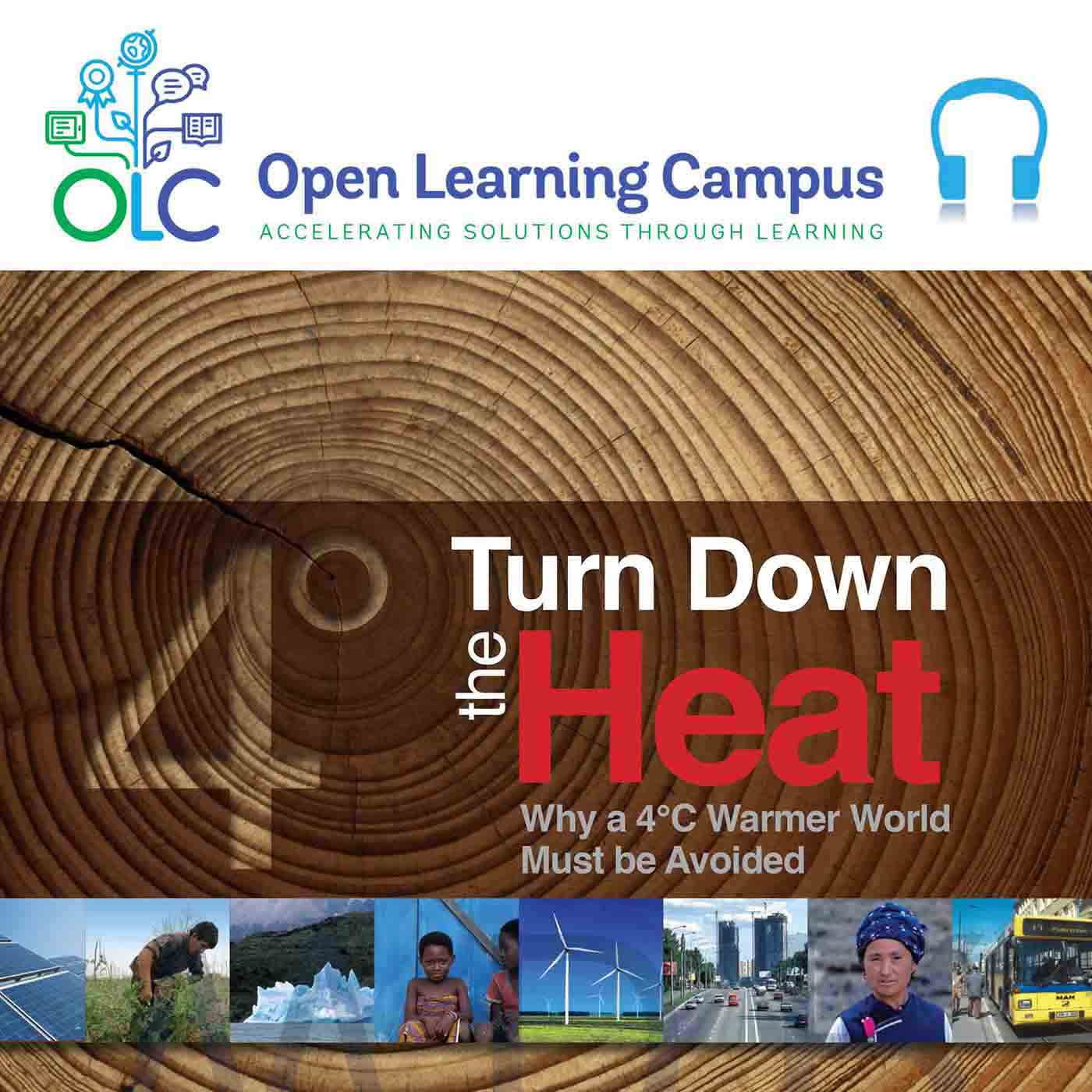 Turn Down the Heat - MOOC (audio)