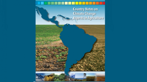 Climate Change Aspects in Agriculture Country Notes
