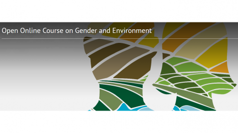 Open Online Course on Gender and Environment