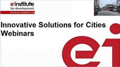 Innovative Solutions for Cities