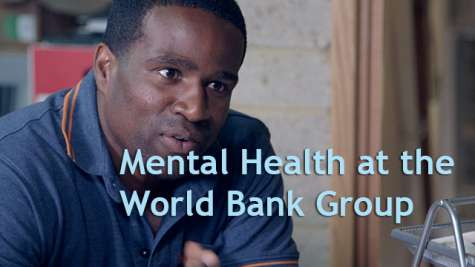 Mental Health at the World Bank Group