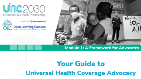 Advocacy for Universal Health Coverage (Self-paced)