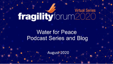Water for Peace Podcast Series
