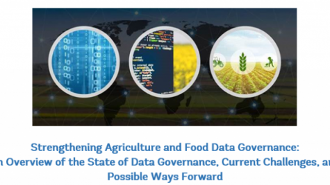 Digital Ag Series: Strengthening Agriculture and Food Data Governance - An Overview of the State of Data Governance, Current Challenges, and Possible Ways Forward