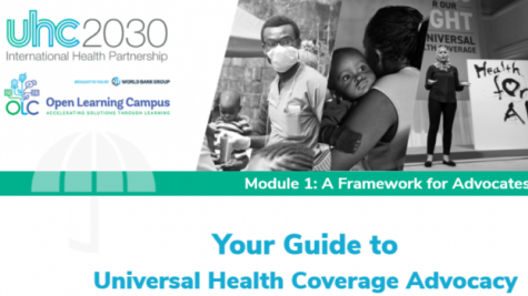 Advocacy for Universal Health Coverage