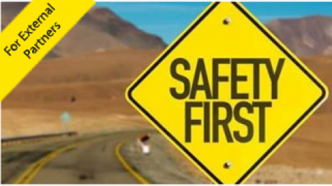 Think Road Safety - Road Safety Training for External PARTNERS (self-paced)