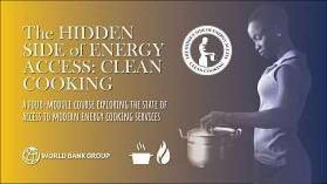 The Hidden Side of Energy Access: Understanding Clean Cooking (Facilitated)
