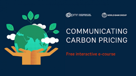 E-Course on Communicating Carbon Pricing (Self-Paced)