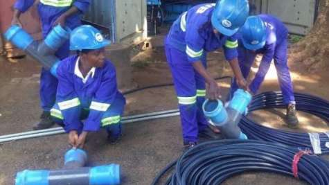 Water, Women and Jobs: Breaking Barriers to Female Employment in Water (Self-Paced)