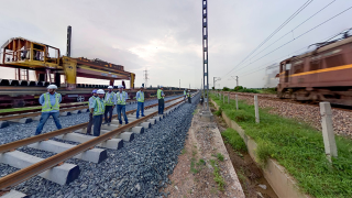360° VR: India – Dedicated Freight Corridor