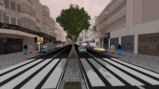 360° VR Streetscapes Urban Interventions