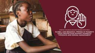 Ending Violence Against Women and Girls: Global and Regional Trends in Women's Legal Protection Against Domestic Violence and Sexual Harassment