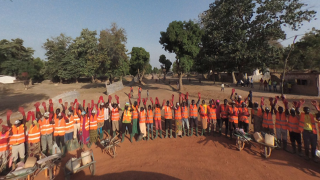 360° VR: LONDO - Working Together to Rebuild the Central African Republic