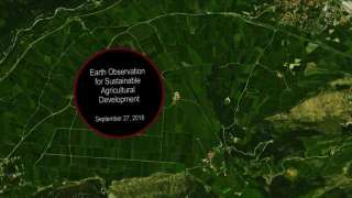 Earth Observation in Agriculture Development: Successes, Challenges, and Lessons