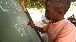 African Preschool Adds Up