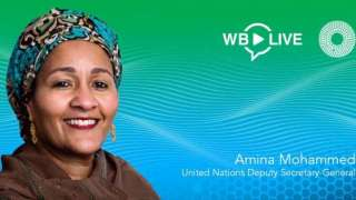 Global Voices Interview Series: United Nations Deputy Secretary-General Amina Mohammed