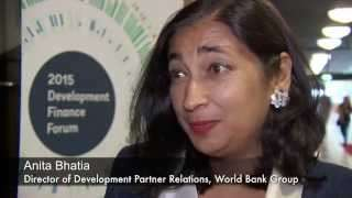 Anita Bhatia: What Will It Take to Finance Development for the Next 15 Years?