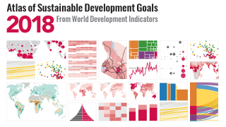 Lightning Talks: 2018 Atlas of Sustainable Development Goals