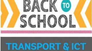 Transport & ICT Back to School Series