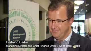 Bertrand Badre: What Will It Take to Finance Development for the Next 15 Years?