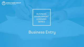 Business Entry