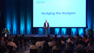 Nudging the Nudgers: Biased Policy Professionals