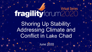 Shoring Up Stability: Addressing Climate and Conflict in Lake Chad