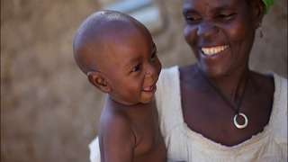 Child Feces Disposal in Niger