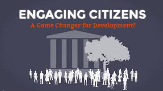 Engaging Citizens: A Game Changer for Development?