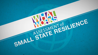 Building Resilience in Small States - An IEG assessment
