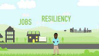How to Build Climate Resilience While Creating Jobs
