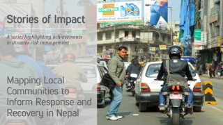 Mapping Local Communities to Inform Response and Recovery in Nepal