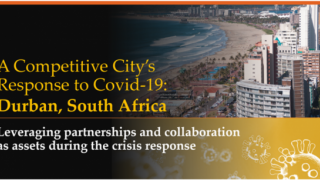 GPURL #OnlineLearningSeries: A Competitive City's Response to COVID-19: Durban, South Africa - Leveraging Partnerships and Collaboration as Assets during the Crisis Response