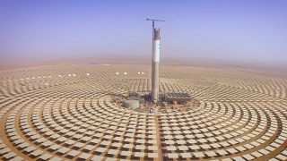 Concentrating Solar Power Sparks Jobs, Technology, Investment in Morocco