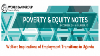 Poverty & Equity Note 9: Welfare Implications of Employment Transitions in Uganda