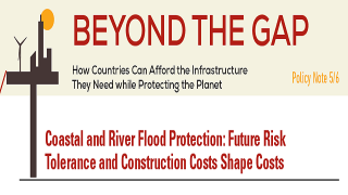 Coastal and River Flood Protection: Future Risk Tolerance and Construction Costs Shape Costs