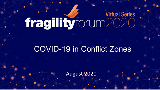 COVID-19 in Conflict Zones